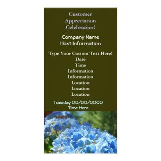 ¡Celebración del aprecio del cliente! tarjeta de Tarjetas Fotograficas Personalizadas