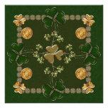 Celebración del día del St. Patricks Comunicado