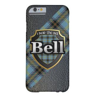 Celebración del escocés de Bell del clan Funda De iPhone 6 Barely There