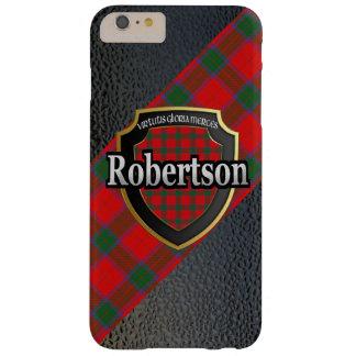 Celebración del escocés de Robertson del clan Funda Barely There iPhone 6 Plus