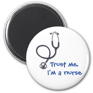 Celebración del oficio de enfermera y de la medici imán redondo 5 cm