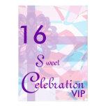 Celebración-Personalizar del dulce del VIP diecisé