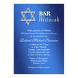Celebraciones azules #2 del mitzvah de la barra de anuncios