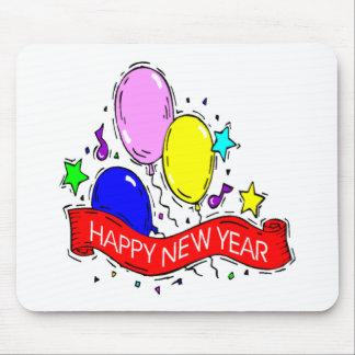 Celebraciones del Año Nuevo Alfombrilla De Raton