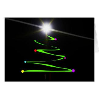 Celebraciones Papá Noel del día de fiesta de las F Tarjeta De Felicitación