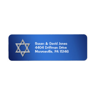 "Celebraciones ""remite "" del mitzvah de la barra etiqueta de remite"