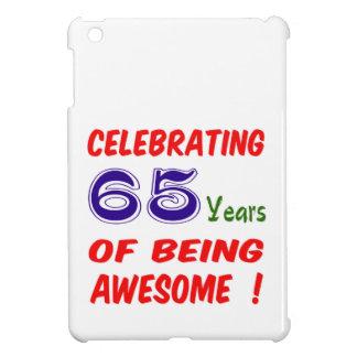 ¡Celebrando 65 años de ser impresionante!