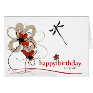 Celebrando su Awesomeness (tarjeta de cumpleaños) Tarjeta De Felicitación