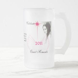 Celebrate 2011 Quiet Moments With Jesus-Customize Coffee Mug