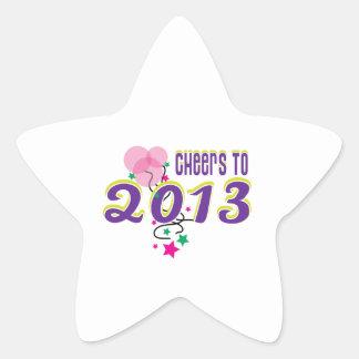 Celebrate 2013 sticker