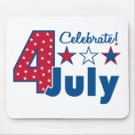 Celebrate 4th of July Mouse Mats