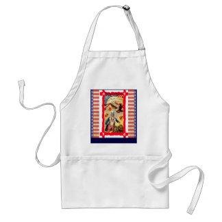 celebrate adult apron