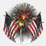 Celebrate America Stickers