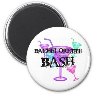 Celebrate Bachelorette Bash 2 Inch Round Magnet