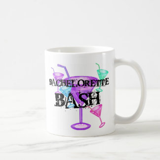 Celebrate Bachelorette Bash Coffee Mug