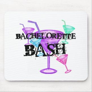 Celebrate Bachelorette Bash Mouse Pad