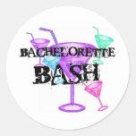 Celebrate Bachelorette Bash Sticker