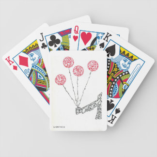 CELEBRATE BICYCLE PLAYING CARDS
