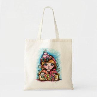Celebrate! Big Eye Birthday Girl Bag