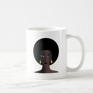 celebrate black history coffee mug