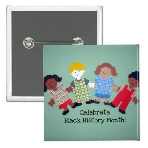 Celebrate Black History Month! #1 Pins