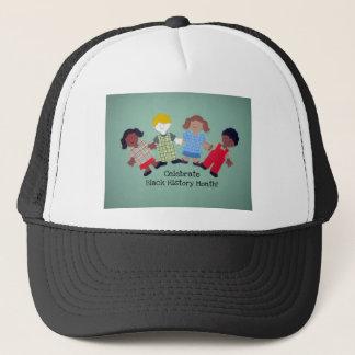 Celebrate Black History Month! #1 Trucker Hat