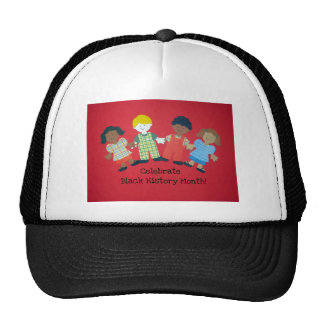 Celebrate Black History Month Trucker Hat