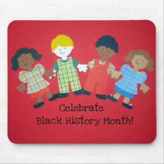 Celebrate Black History Month Mouse Pad