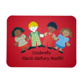 Celebrate Black History Month! Flexible Magnets