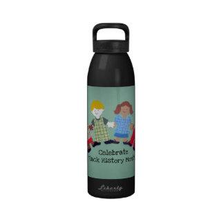 Celebrate Black History Month! Reusable Water Bottles