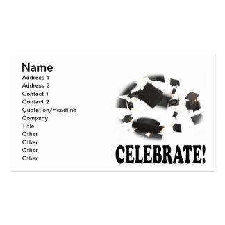 Celebrate Business Card