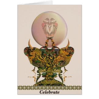 Celebrate by Anjo Lafin Card