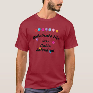 Celebrate Cabin Attendant T-Shirt