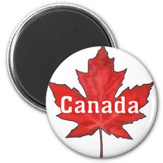 Celebrate Canada Day 2 Inch Round Magnet