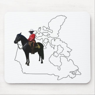 Celebrate Canada Day Mouse Pad