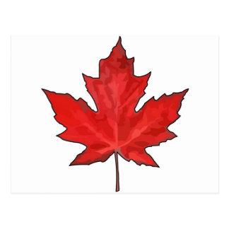 Celebrate Canada Day Postcard