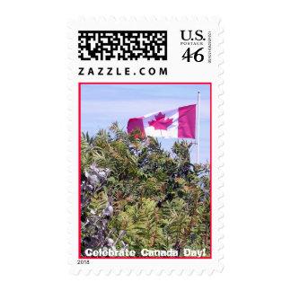 Celebrate Canada Stamp