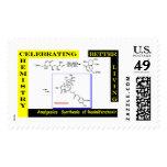 Celebrate Chemistry 3 Stamp