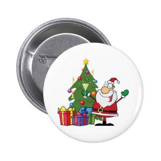 Celebrate Christmas Button