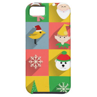 Celebrate Christmas - iPhone 5 Case