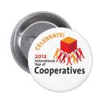 Celebrate Cooperatives Button