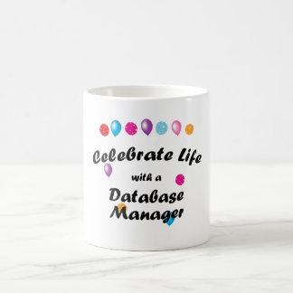 Celebrate Database Manager Coffee Mug