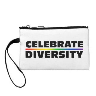 Celebrate Diversity Coin Purse