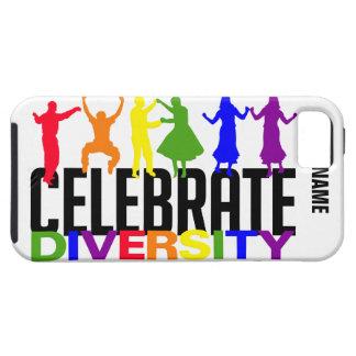 Celebrate Diversity custom iPhone 5 Case-Mate iPhone SE/5/5s Case