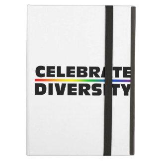Celebrate Diversity iPad Air Cover