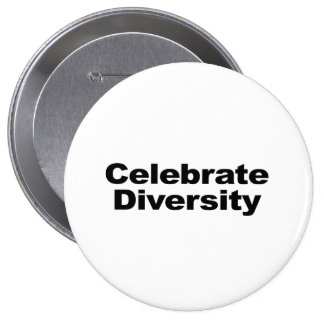 Celebrate Diversity Pins