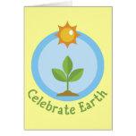 celebrate Earth Card