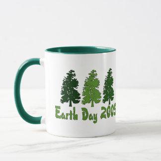 Celebrate Earth Day 2009 Mug
