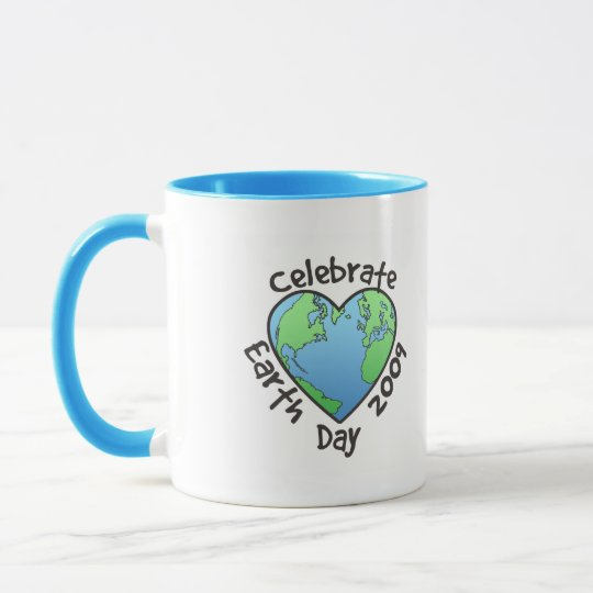Celebrate Earth Day 2009 Mug