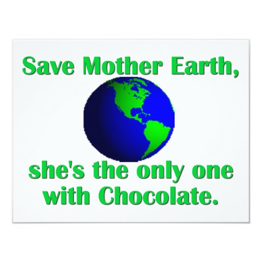 Celebrate Earth Day Card